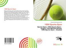 Bookcover of 1996 Oporto Open