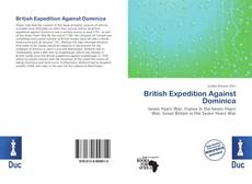 Bookcover of British Expedition Against Dominica