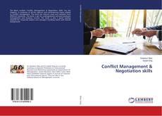 Bookcover of Conflict Management & Negotiation skills