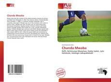 Capa do livro de Chanda Mwaba