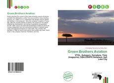 Copertina di Groen Brothers Aviation