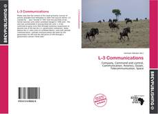 Copertina di L-3 Communications