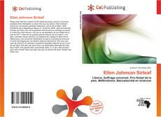 Capa do livro de Ellen Johnson Sirleaf