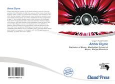 Capa do livro de Anna Clyne