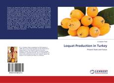 Обложка Loquat Production in Turkey