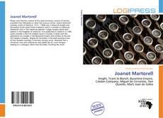 Bookcover of Joanot Martorell