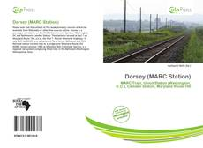 Bookcover of Dorsey (MARC Station)