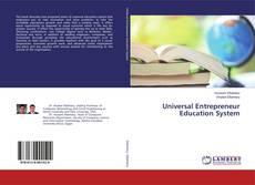 Bookcover of Universal Entrepreneur Education System