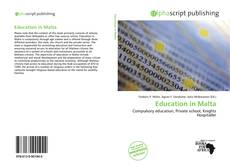 Education in Malta的封面