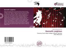 Capa do livro de Kenneth Leighton