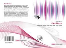 Capa do livro de Paul Pierce