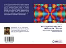 Bookcover of Advanced Techniques in Differential Calculus