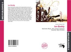 Couverture de Ian Boddy