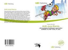 Buchcover von Antti Jussi Karnio
