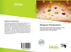 Bookcover of Malpaso Productions