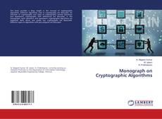 Borítókép a  Monograph on Cryptographic Algorithms - hoz