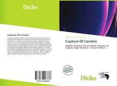Capture Of London kitap kapağı