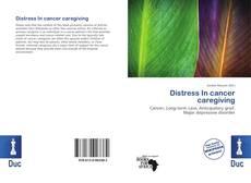 Couverture de Distress In cancer caregiving