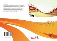 Bookcover of Africare