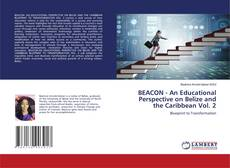 Capa do livro de BEACON - An Educational Perspective on Belize and the Caribbean