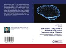 Buchcover von Behavioral Symptoms in Patients with Major Neurocognitive Disorder