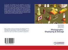 Buchcover von Photographs: Displaying & Storage