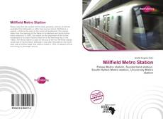 Bookcover of Millfield Metro Station