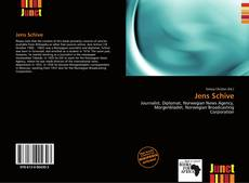 Bookcover of Jens Schive
