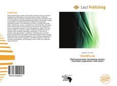 Buchcover von ChildFund