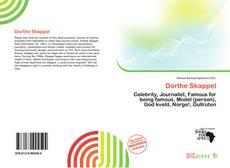 Dorthe Skappel的封面