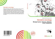Couverture de Geriatric oncology