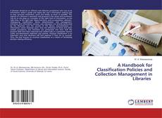 Buchcover von A Handbook for Classification Policies and Collection Management in Libraries