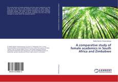 Buchcover von A comparative study of female academics in South Africa and Zimbabwe