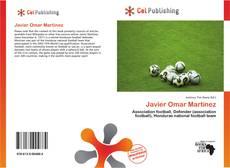 Bookcover of Javier Omar Martínez