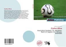 Carlos Oliva kitap kapağı