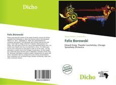 Bookcover of Felix Borowski