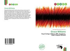 Portada del libro de Grace Williams