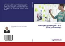 Bookcover of Managerial Economics and Financial Analysis