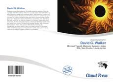 Couverture de David G. Walker