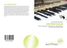 John Wall Callcott的封面