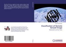 Copertina di Classification of Remote Sensed Image