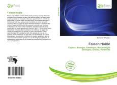 Faisan Noble的封面