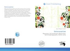Bookcover of Intravasation