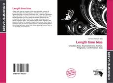 Bookcover of Length time bias