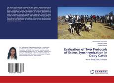 Couverture de Evaluation of Two Protocols of Estrus Synchronization in Dairy Cattle