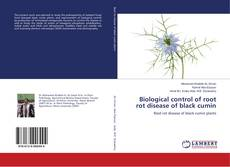 Bookcover of Biological control of root rot disease of black cumin