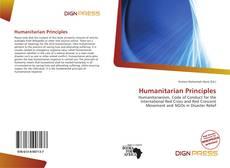 Обложка Humanitarian Principles