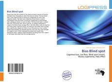 Buchcover von Bias Blind spot