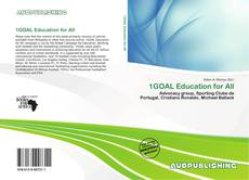 Bookcover of 1GOAL Education for All