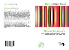 Buchcover von Mehmet Arif Şenerim